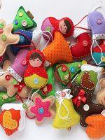 Новогодняя игрушка своими руками в детский сад
