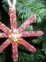 Новогодние поделки для детей 7 лет
