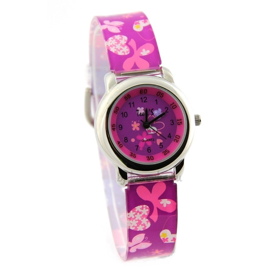 Детские наручные часы для девочек купить в челябинске