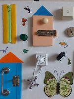 Бизиборды - развивающие доски для детей