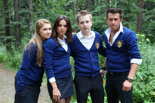 какой фильм про любовь подростков в школе посмотреть