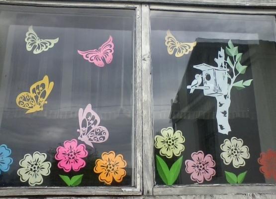 Трафареты для сада своими руками фото 916