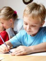 Подготовительные занятия для будущих первоклассников