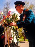 Поздравления с 9 мая ветеранам от детей