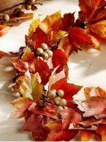 Поделки из листьев на тему «Осень»