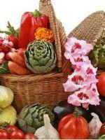 Поделки из овощей и фруктов на выставку