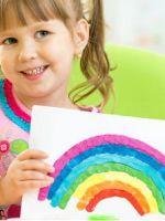 Пластилинография для детей