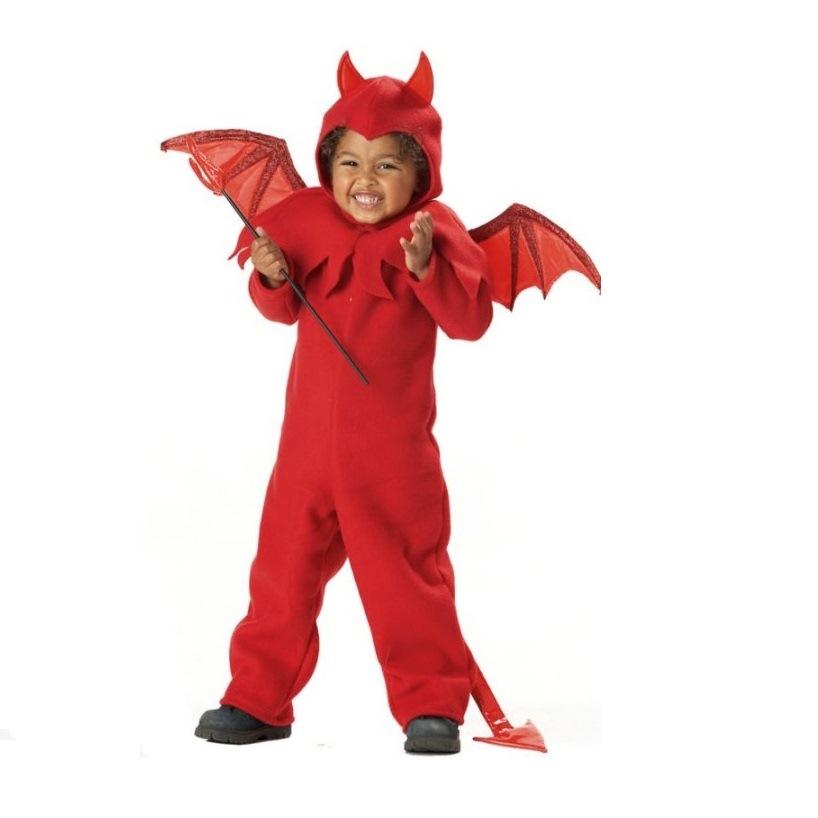 276Костюмы дьявола для девочек