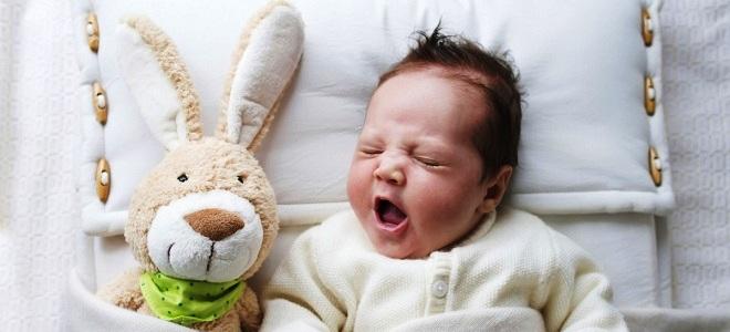 Как видит ребенок в 2 месяца