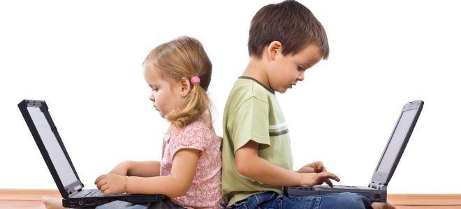 Что дети делают в интернете