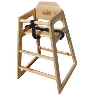 Деревянный детский стул для кормления своими руками