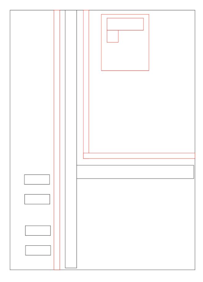 Как нарисовать маршрут от дома до школы2