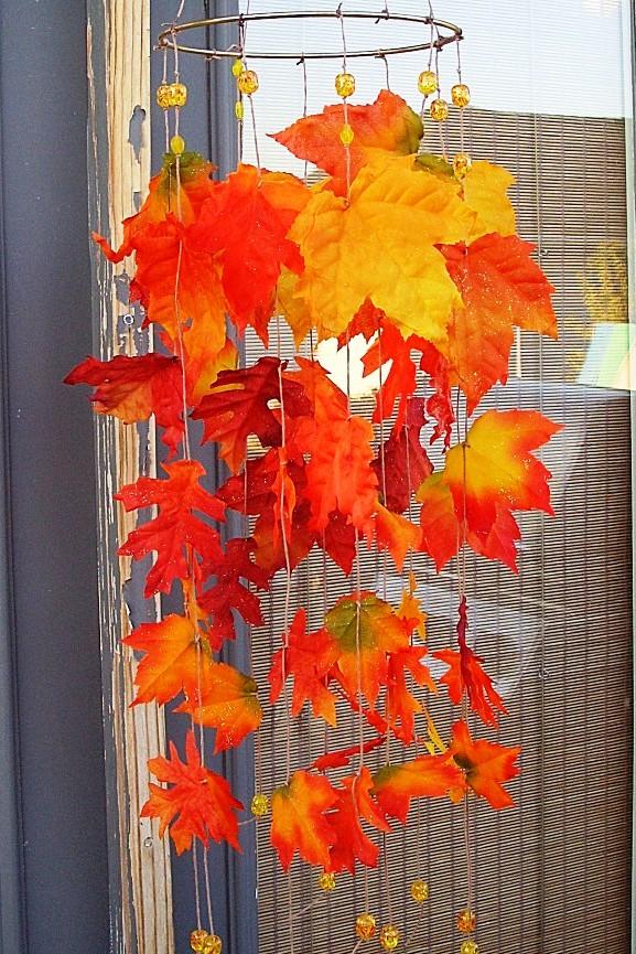 Осенние листья декоре