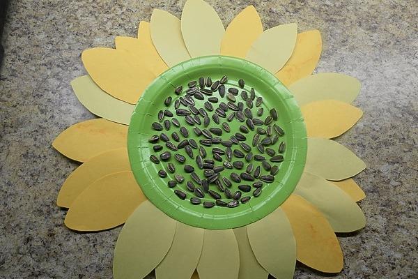 Поделки с семенами 411