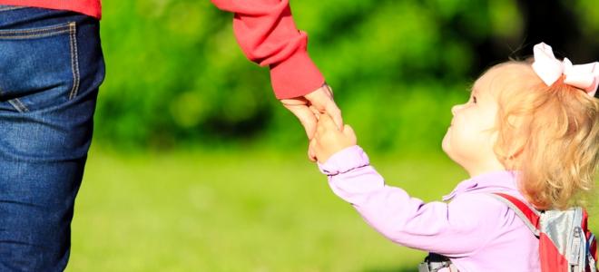права несовершеннолетних детей