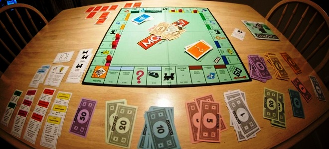 Правила игры «Монополия» (настольная, классическая)