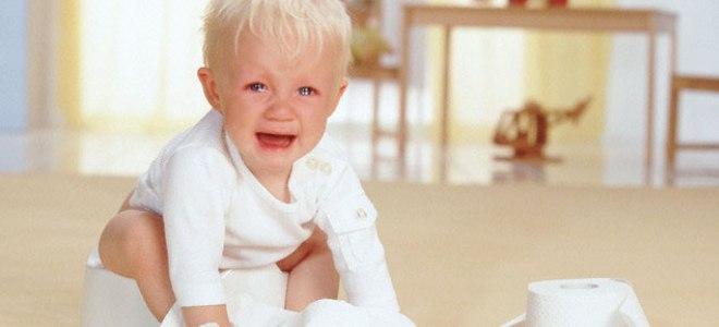 Как научить ребенка к горшку