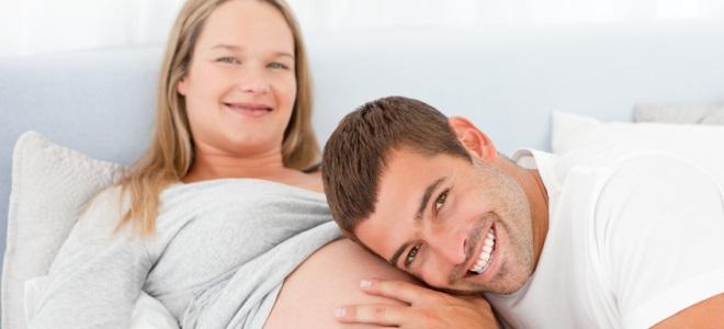 с какой недели начинается 3 триместр беременности