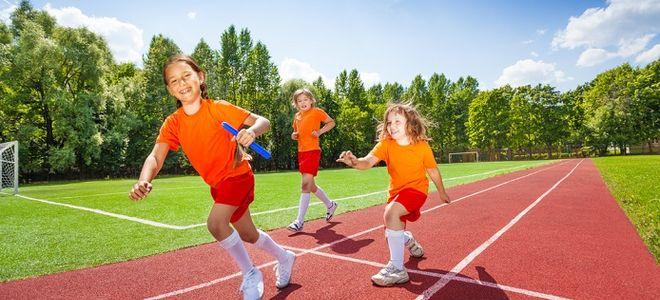 Спортивные конкурсы для детей на улице летом