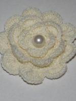Как связать цветок крючком пошагово - мастер-класс