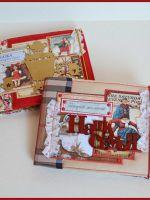 Скрапбукинг-альбом из конвертов - пошаговый мастер-класс с фото