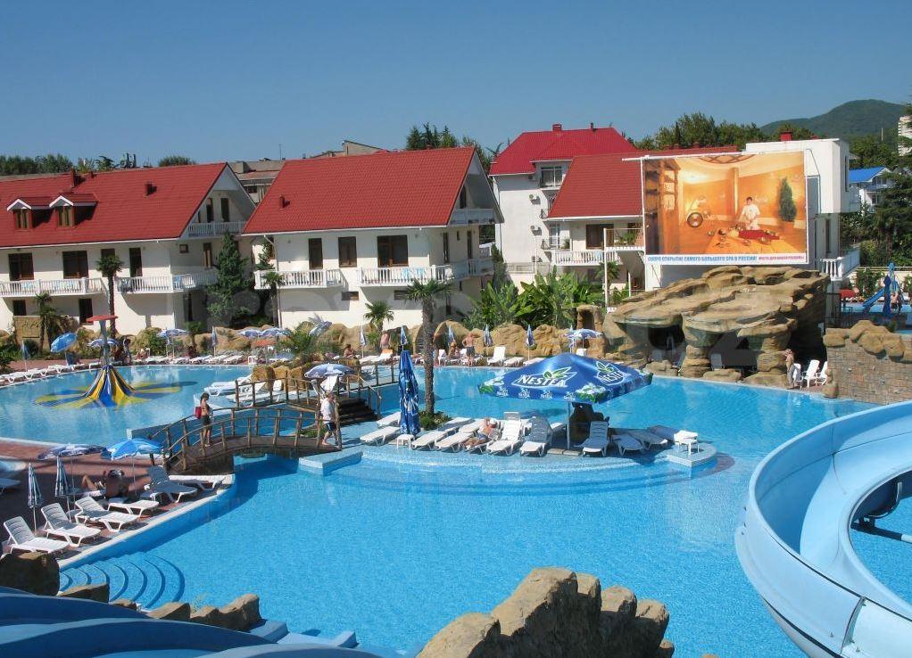 Отели Адлера все включено, цены - подбор гостиниц с