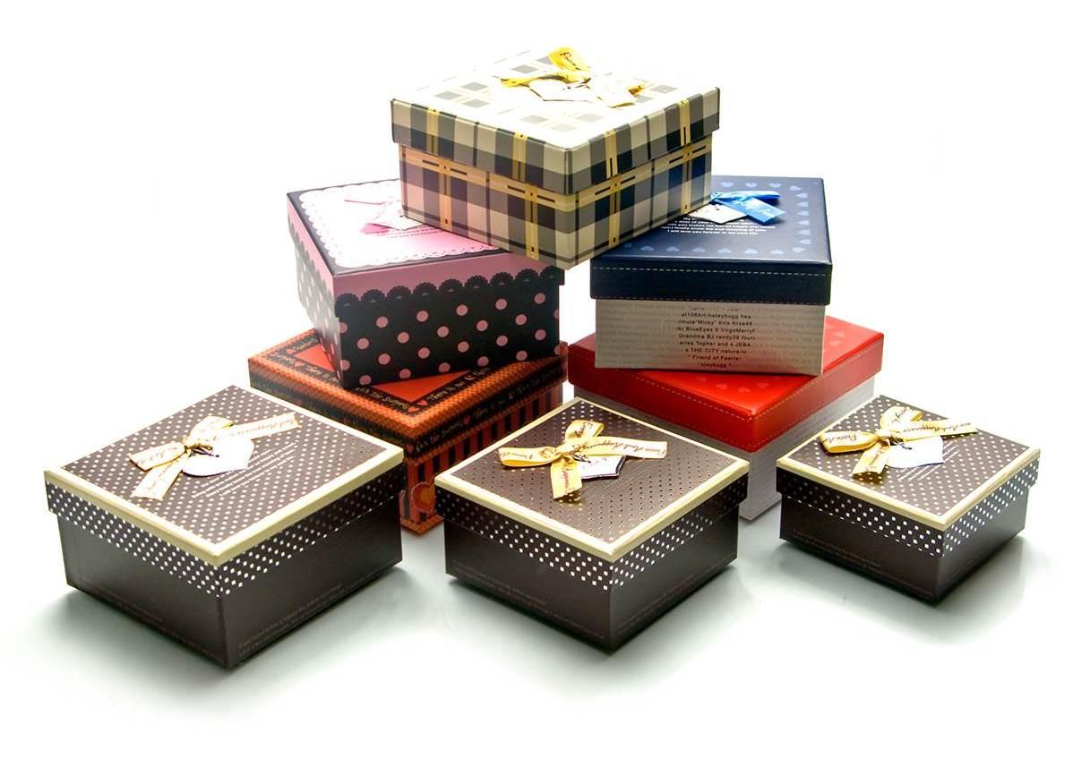 Всё для упаковки подарков оптом 63