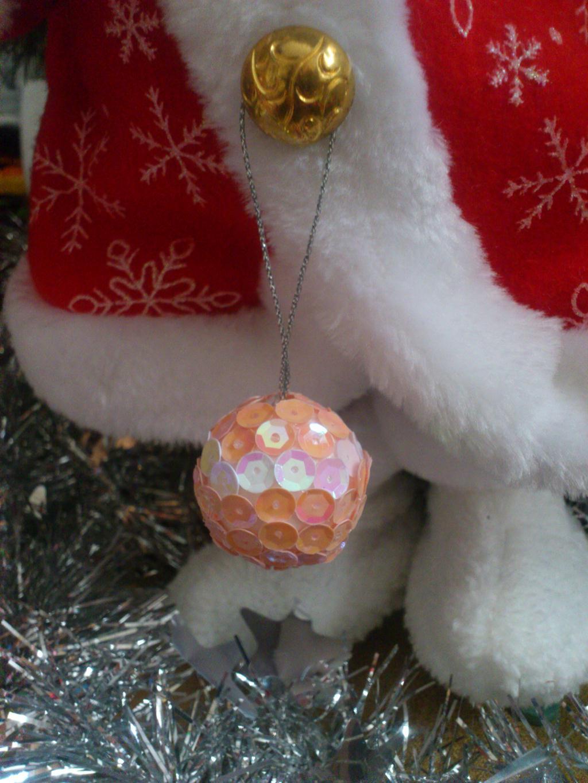 Как сделать новогоднюю игрушку на елку своими руками в домашних условиях