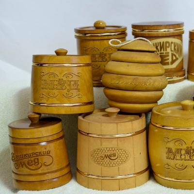 фото банки мёда