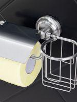 Держатель для туалетной бумаги и освежителя воздуха