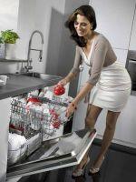 Посудомойка не сливает воду - что делать?