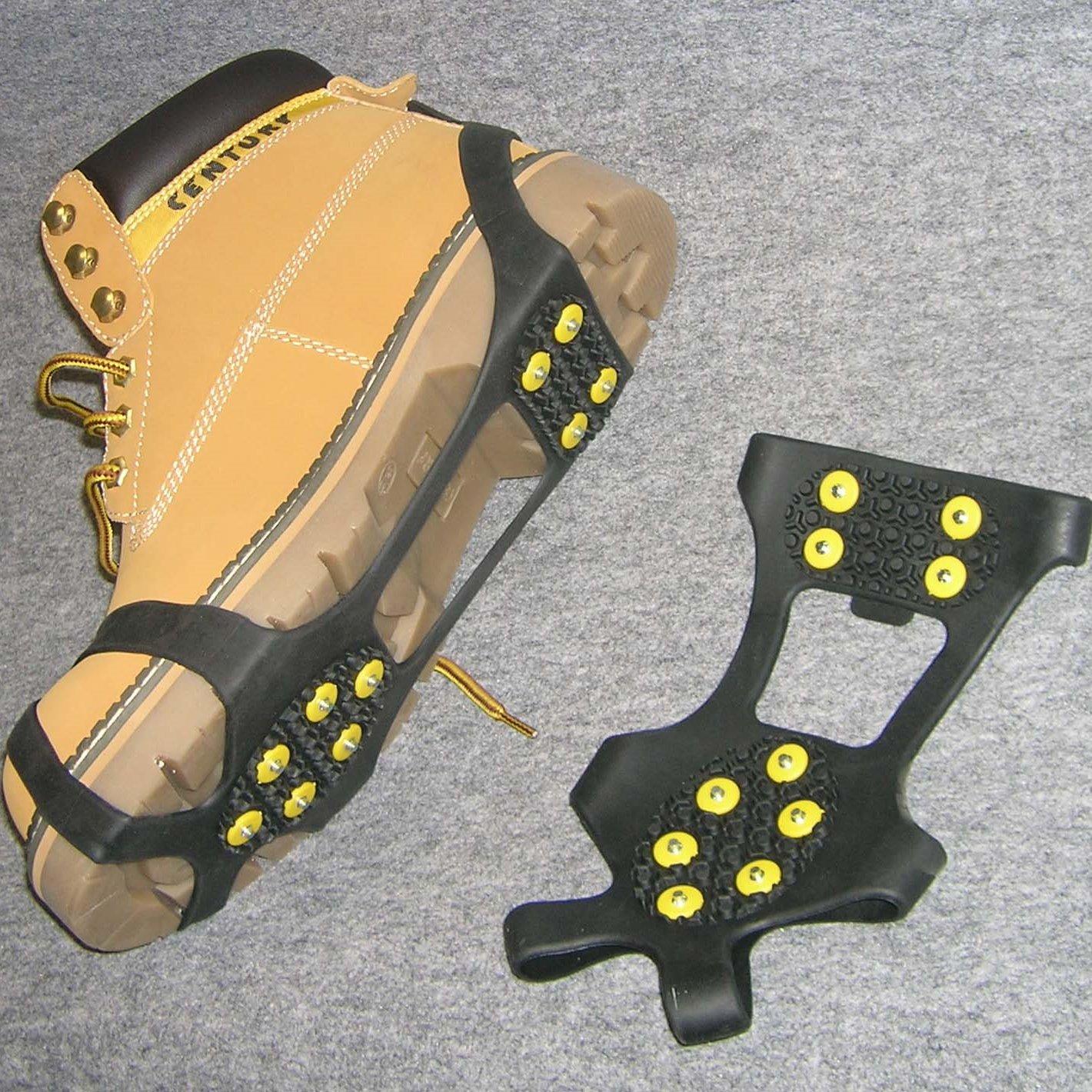 Приспособление против скольжения обуви своими руками