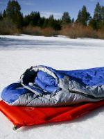 Зимний спальник