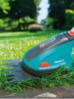 Аккумуляторные ножницы для стрижки травы