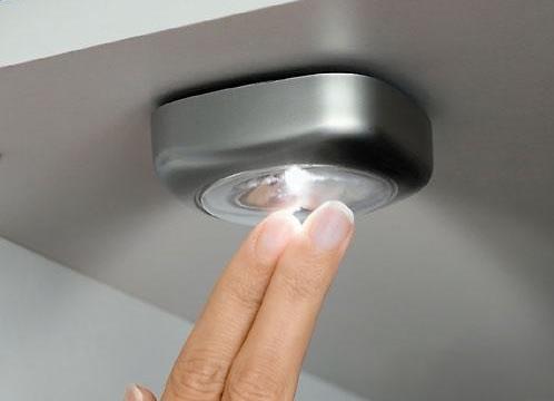 Как сделать кнопку на светильнике 9