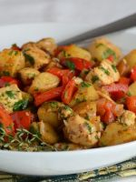 Как приготовить овощное рагу с мясом?
