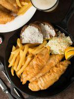 Кляр для рыбы - простой рецепт