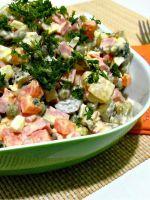 Как приготовить салат «Оливье»?