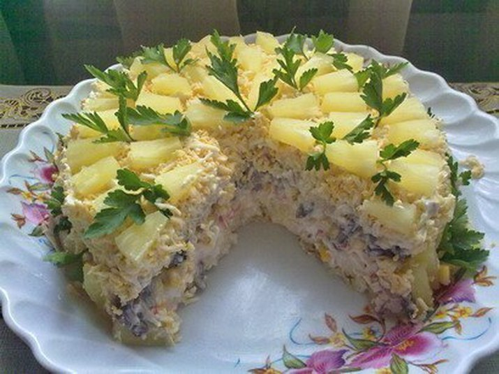 Пирог на кефире зебра в духовке рецепт