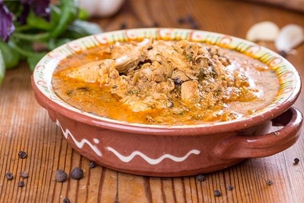 рецепт сациви с курицей по-грузински простой рецепт