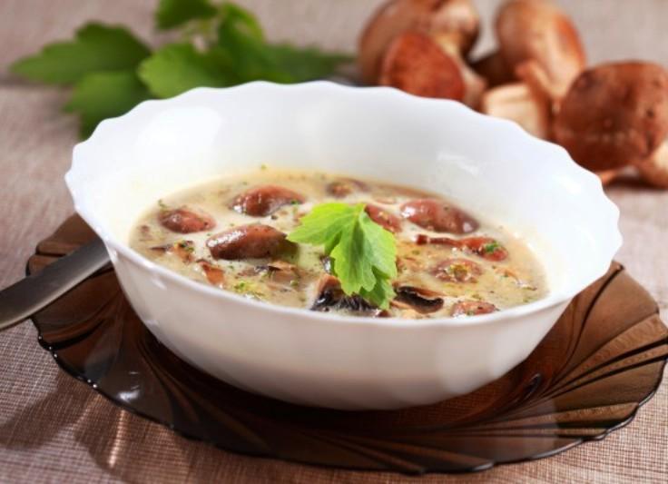 Суп с рыжиками рецепт с фото пошагово