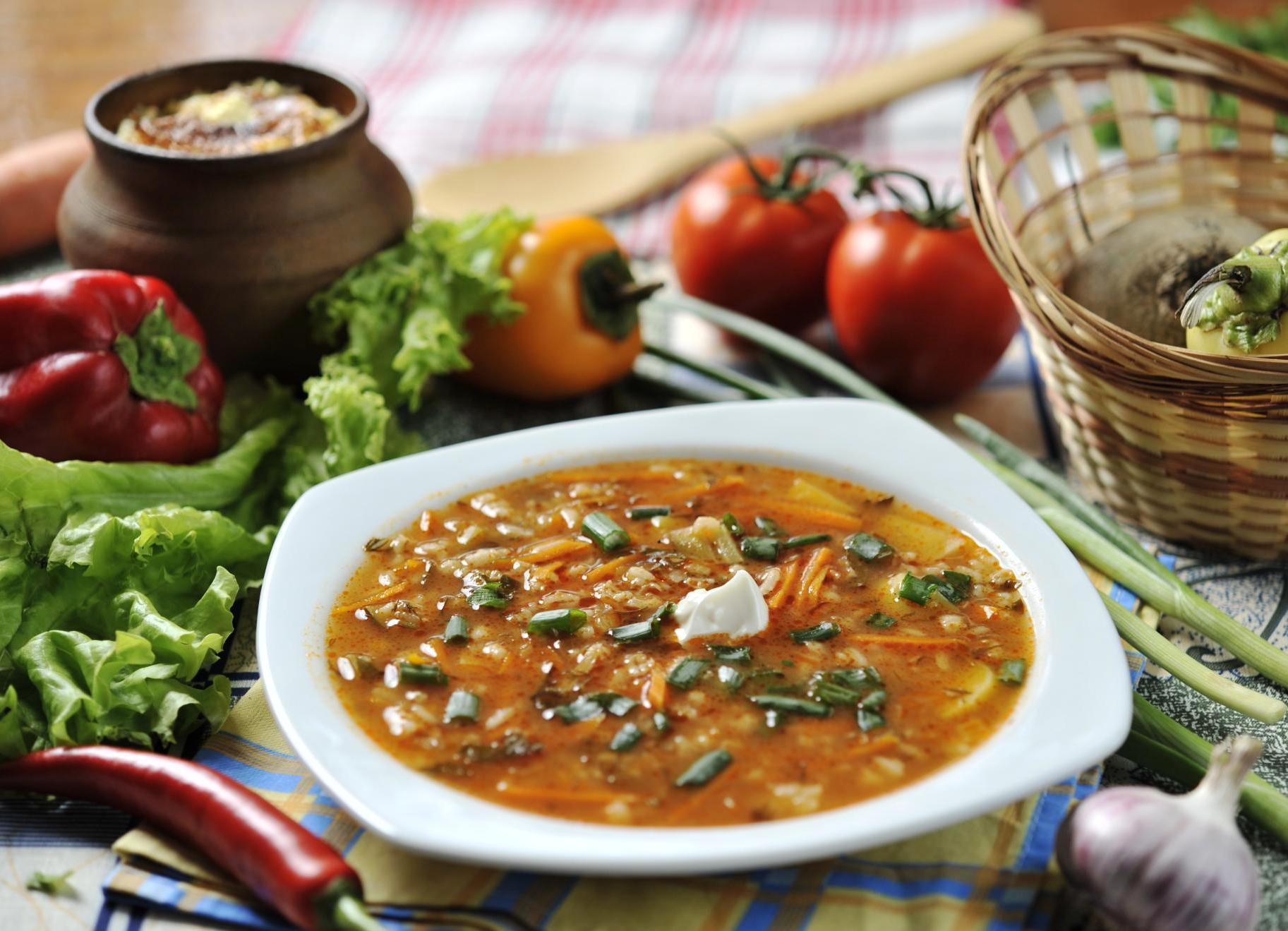 Вкусный суп рассольник с перловкой рецепт пошагово