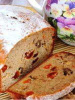 Кекс в хлебопечке - простые и вкусные рецепты