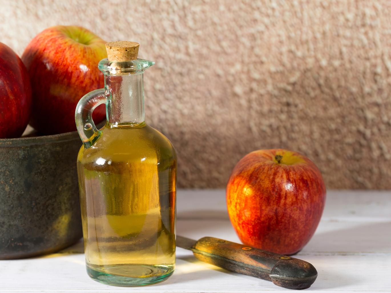 Яблочного уксуса из яблочного сока в домашних условиях