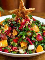 Рецепт новогоднего салата без майонеза