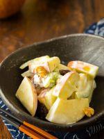 Фруктовый салат с йогуртом - простой рецепт