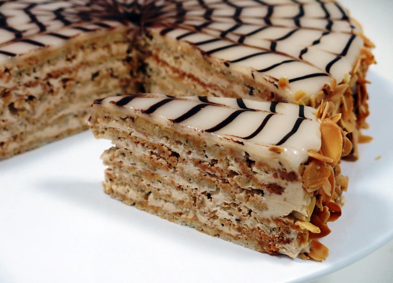 Торт Подарочный - вкусный рецепт с пошаговым фото