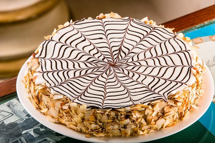 торт эстерхази фото выпечка