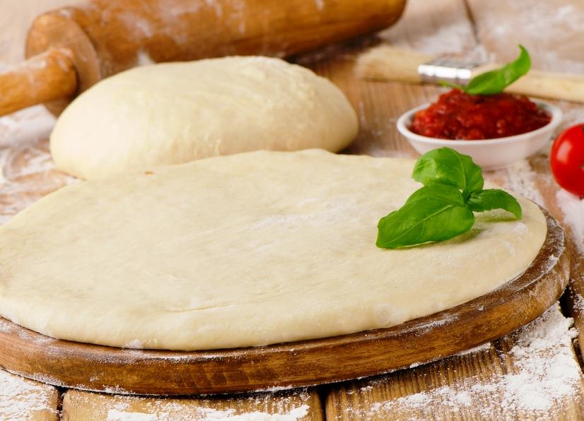 тесто для настоящей итальянской пиццы