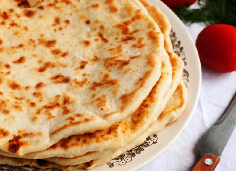 Рецепт хачапури кефире сковороде фото